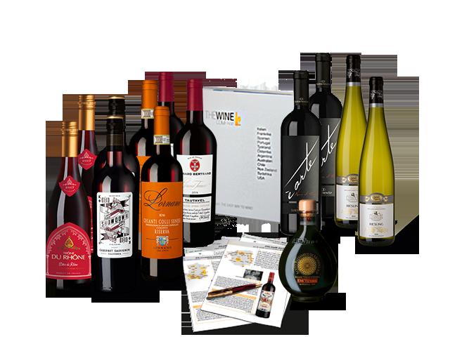 pretty nice 084e7 ea002 Vinprenumeration hem till dig - Vinklubb Vino Select - The Wine Company