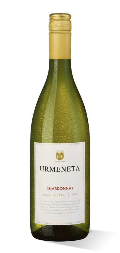 Urmeneta Chardonnay 2013