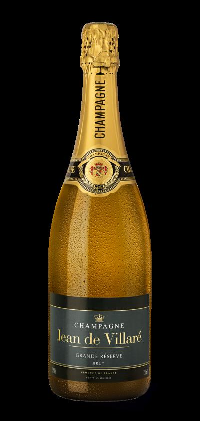 Champagne Jean de Villaré Grande Réserve online kaufen