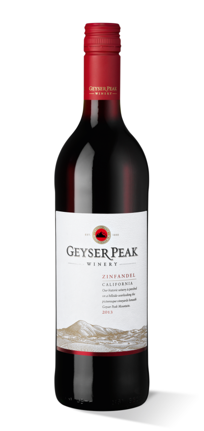 Geyser Peak Zinfandel 2013