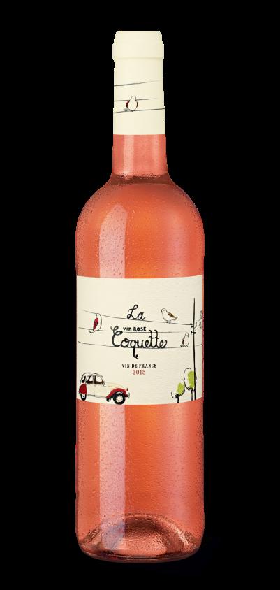 La Coquette Rosé 2015