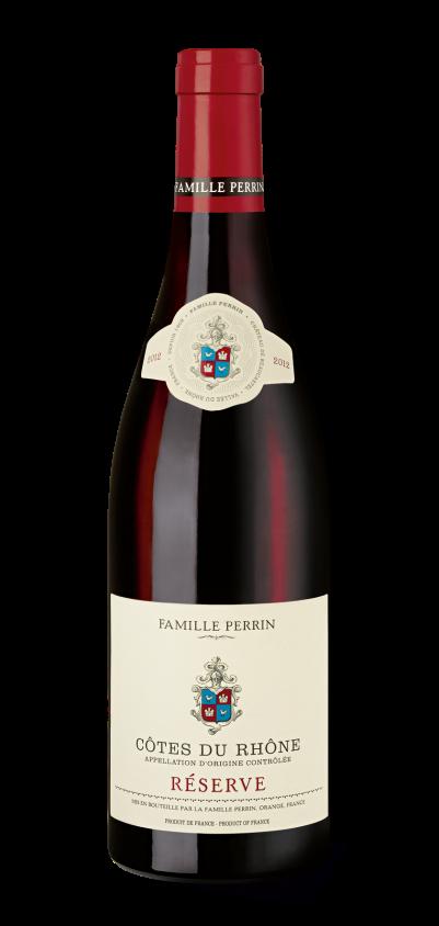 Famille Perrin Côtes du Rhône Réserve 2012