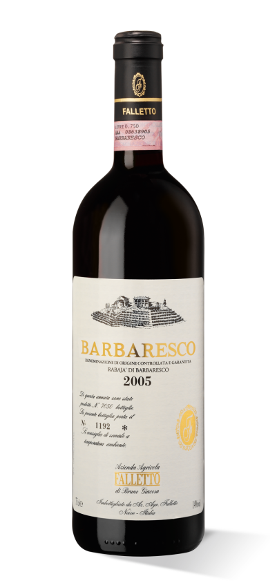 Falletto Rabaja Barbaresco 2005