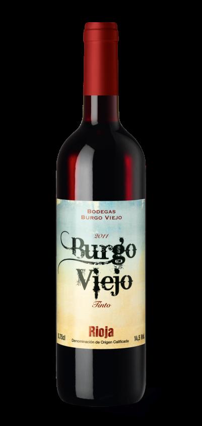Burgo Viejo Tinto 2011