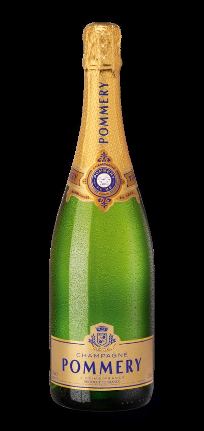 Champagne Pommery Grand Cru 2005