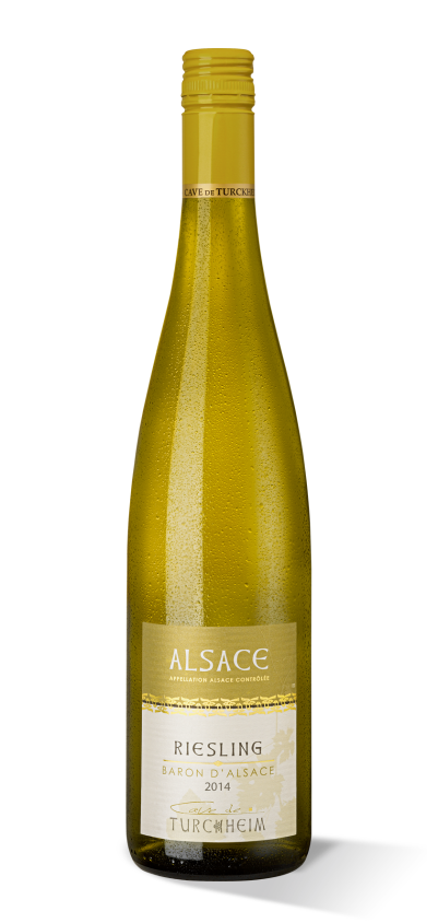Baron d'Alsace Riesling 2014