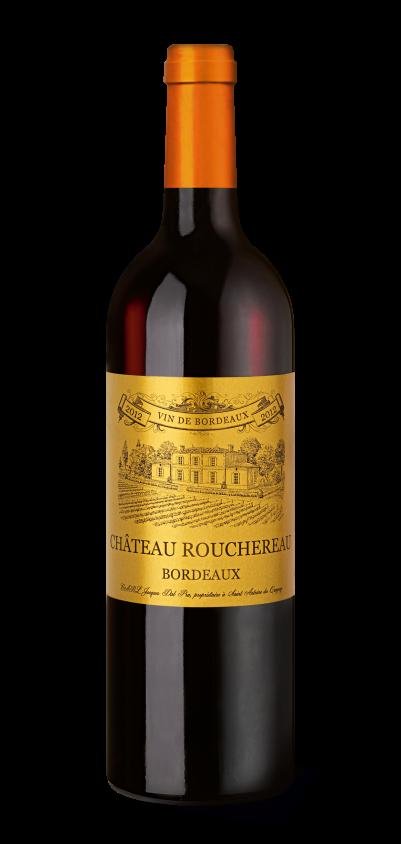 Château Rouchereau 2012