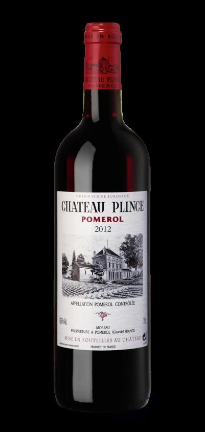Château Plince 2012