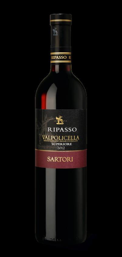 Sartori Ripasso Valpolicella 2012