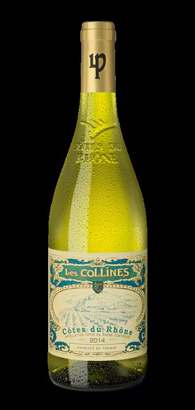 Les Collines Côtes du Rhône blanc 2014