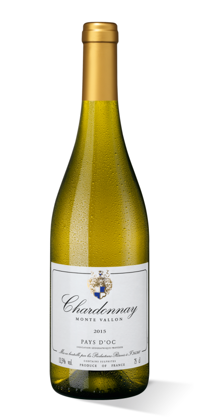 Monte Vallon Chardonnay 2015