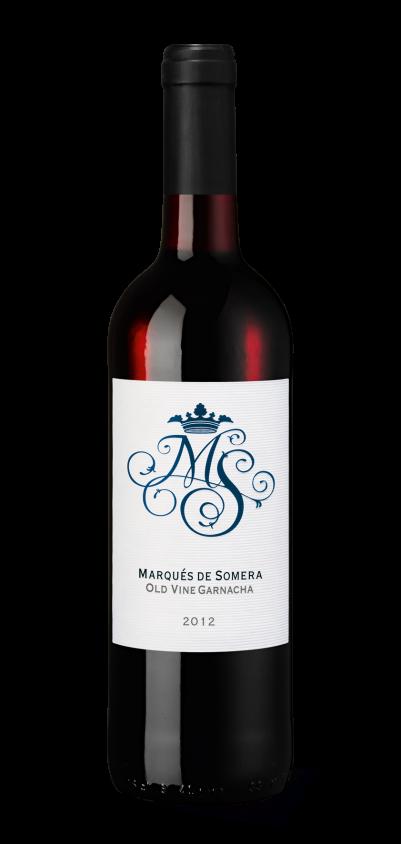 Marqués de Somera Old Vine Garnacha 2012
