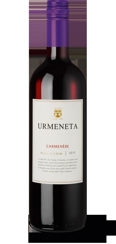 Urmeneta Carmenère 2015