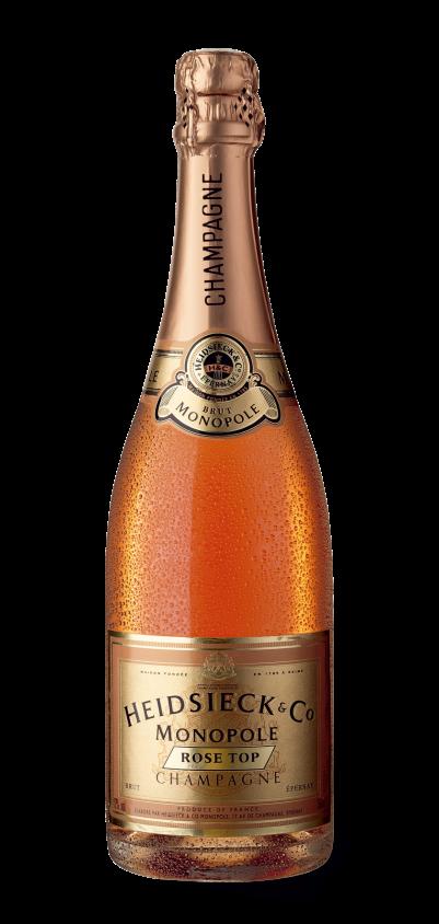 Champagne Heidsieck Monopole Rosé