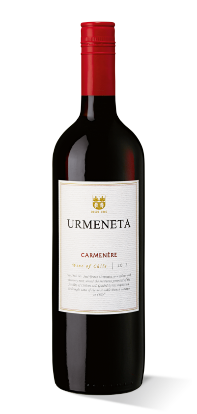 Urmeneta Carménère 2012