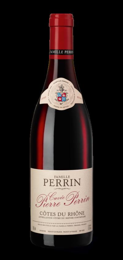 Cuvée Pierre Perrin 2010