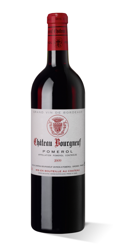 Château Bourgneuf 2009