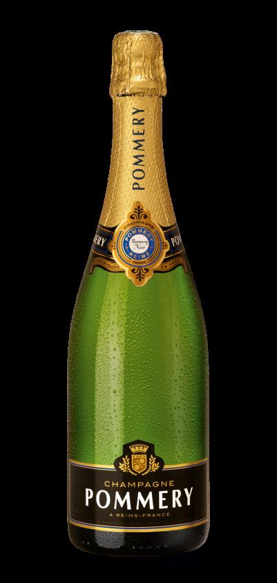 Champagne Pommery Noir