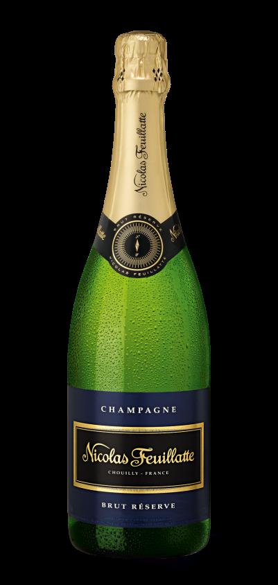 Champagne Nicolas Feuillatte Réserve Exclusive