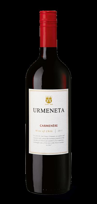 Urmeneta Carmenère 2011