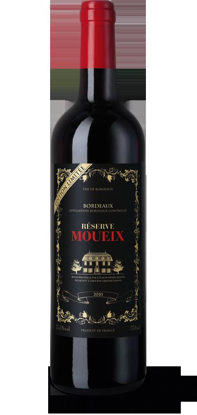 Maison Moueix Réserve Edition Limitée 2010