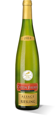 Cattin Frères Riesling 2014
