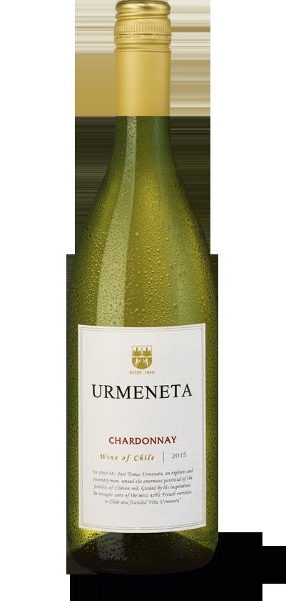 Urmeneta Chardonnay 2015