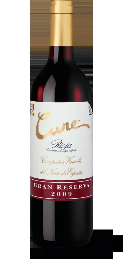 Cvne Rioja Gran Reserva 2009