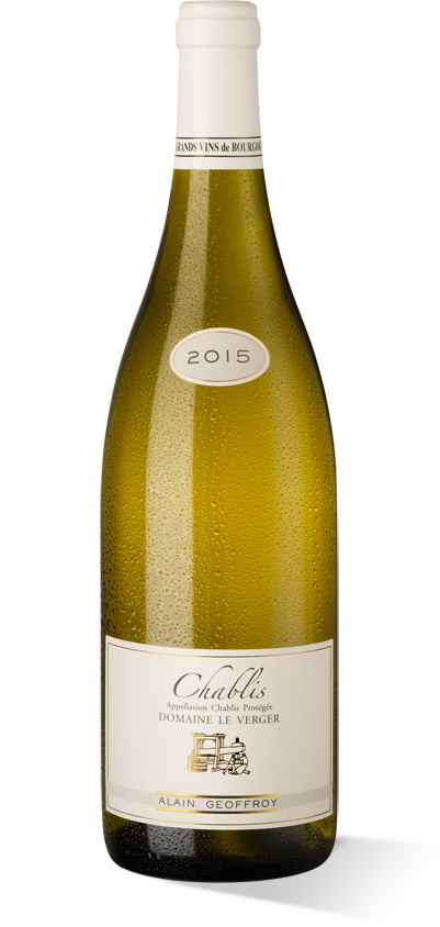 Le Verger Chablis 2015