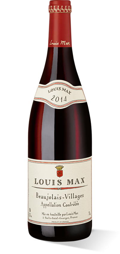 Louis Max Beaujolais Villages 2014