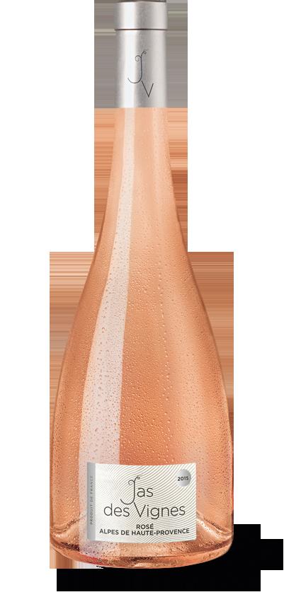 Jas des Vignes Rosé 2015