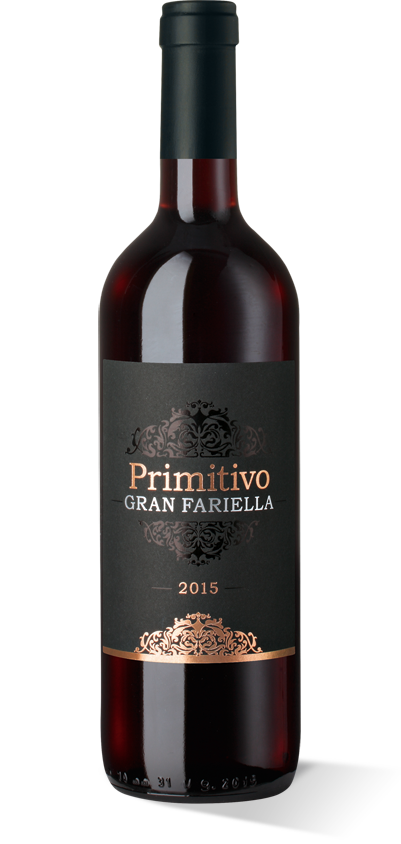 Gran Fariella Primitivo 2015