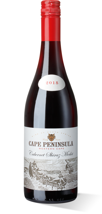 Cape Peninsula Cuvée Red 2015