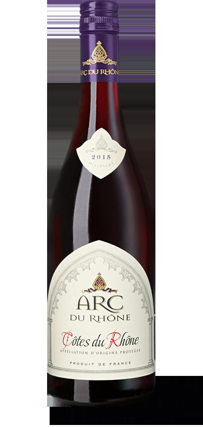 Arc du Rhône 2015