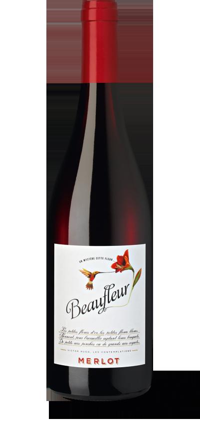 Beaufleur Merlot 2015