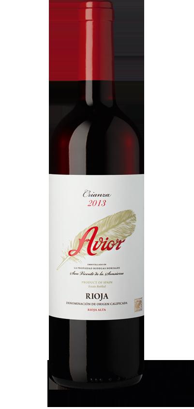 Avior Rioja Crianza 2013