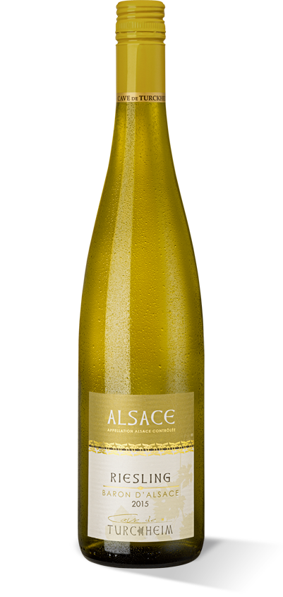 Baron d'Alsace Riesling 2015