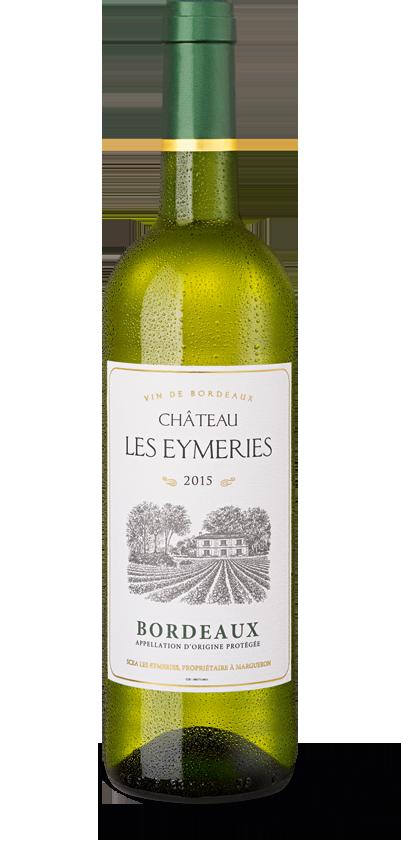Château Les Eymeries blanc 2015
