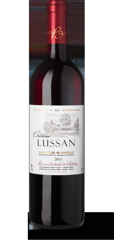 Château Lussan 2015