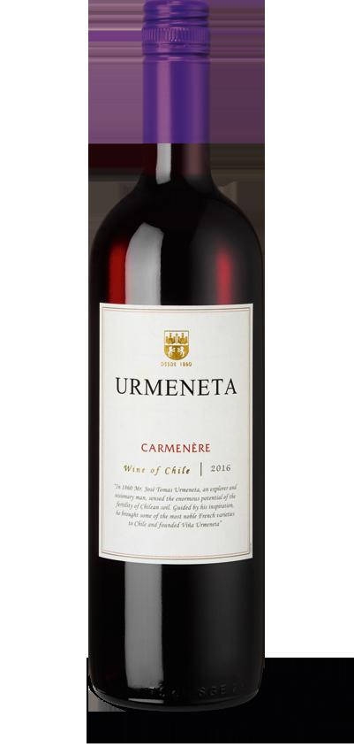 Urmeneta Carmenère 2016