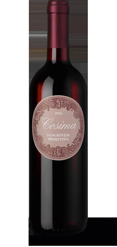 Cosima Sangiovese Primitivo 2016