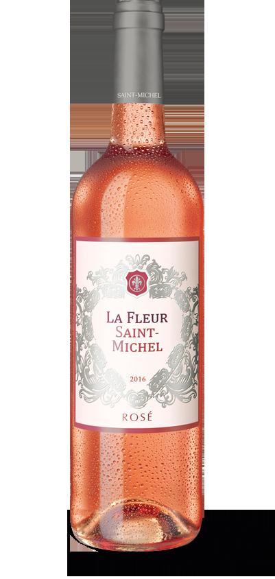 La Fleur Saint-Michel Rosé 2016