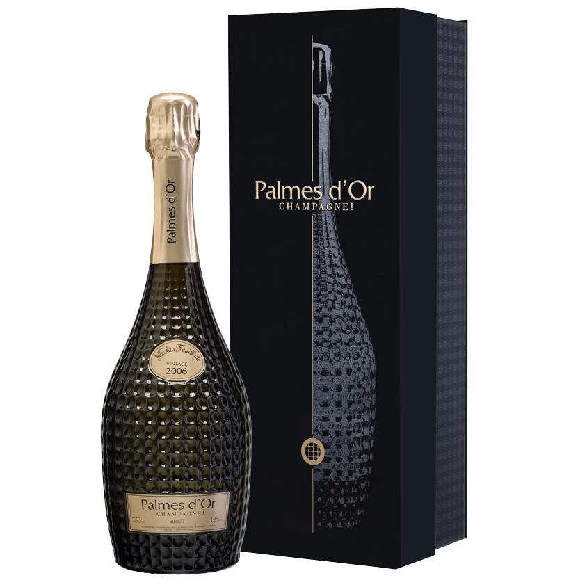 Champagne Palmes d'Or Cuvée Prestige 2006