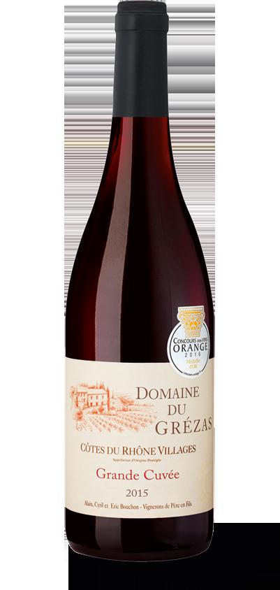 Domaine du Grézas Grande Cuvée 2015