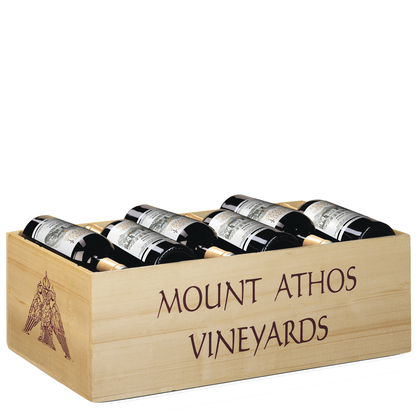 Mount Athos Vineyards 2011