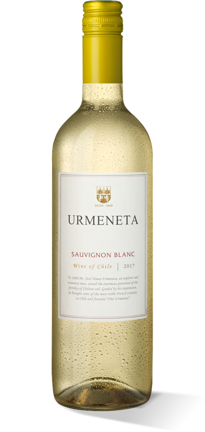 Urmeneta Sauvignon Blanc 2017