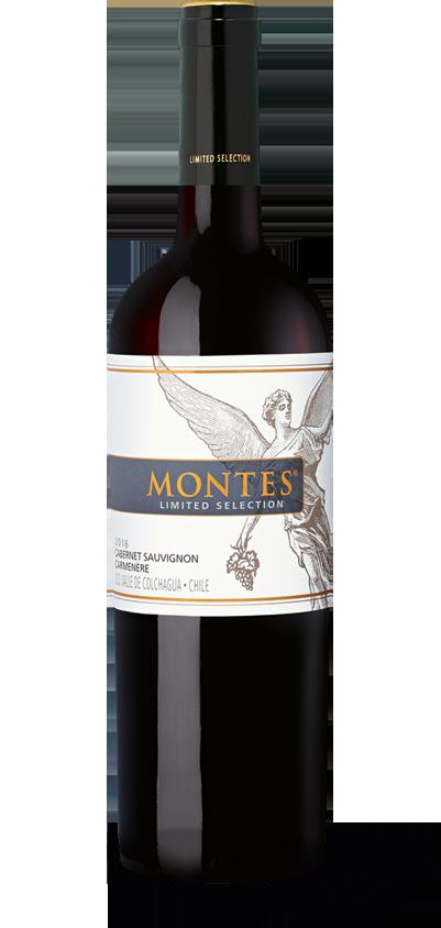 Montes Limited Selection CS Carménère 2016