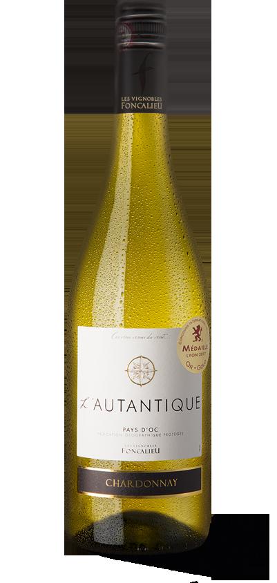 L'Autantique Chardonnay 2017