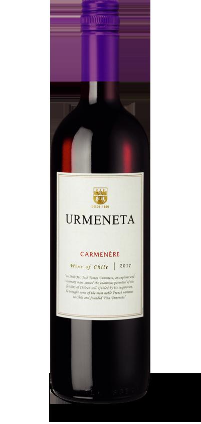 Urmeneta Carmenère 2017