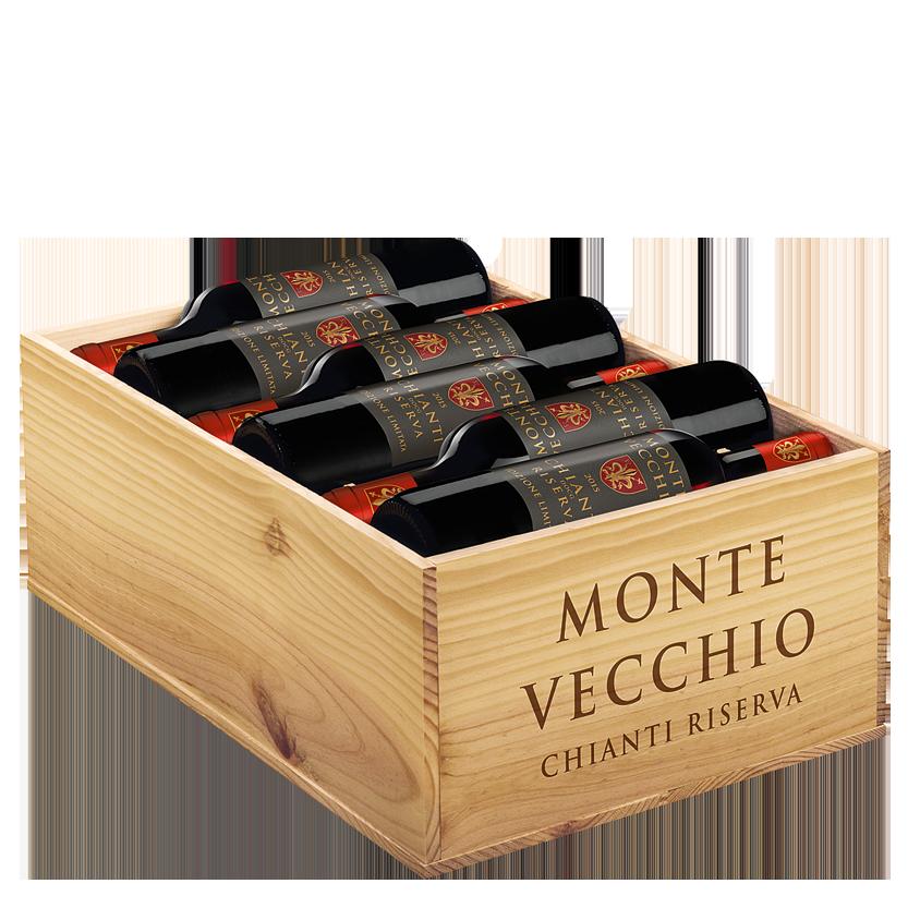 Monte Vecchio Chianti Riserva Edizione Limitata 2015